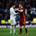 totti roma vs madrid