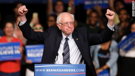 Sanders campaign: Michigan win due to trade message