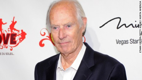 Sir George Martin, Beatles producer, dead at 90
