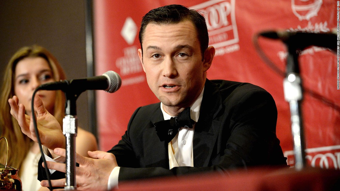 """Actor Joseph Gordon-Levitt switched his allegiance from Bernie Sanders to Hillary Clinton, writing <a href=""""https://www.facebook.com/JoeGordonLevitt/posts/1281993205157674"""" target=""""_blank"""">on his official Facebook page</a>, """"I voted for Bernie. And I have some issues with Hillary. But Trump is scary. #ImWithHer"""""""