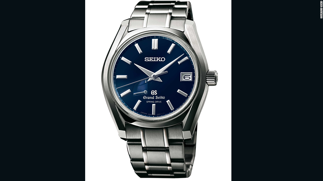 Seiko's pioneering spring drive provided 72 hours of reserve power, then 1998's Grand Seiko line reminded everyone that not all Japanese watches are cheap digitals.
