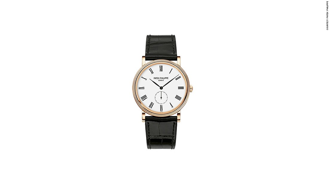 The 1985 3919 model may be the most popular, but the Patek Philippe Calatrava dates back to 1932.