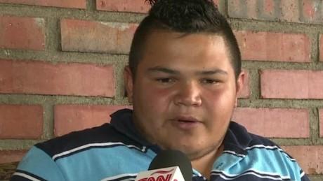 cnnee pkg elvin sandoval capturan al asesino equivocado honduras_00005412