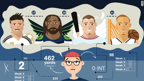 Fantasy sports leagues offer camaraderie, fun, and maybe a reward for players' brains.