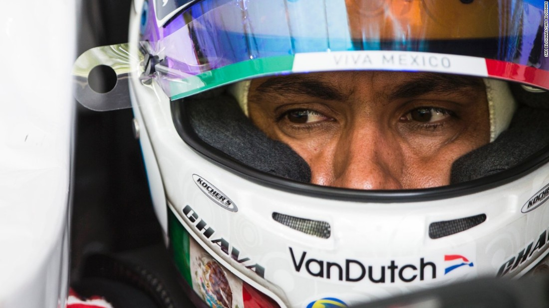 "Mexican racer Salvador Duran is fully focused on the first-ever Mexico City ePrix. ""I'm counting down the days and preparing every single day,"" he told CNN."
