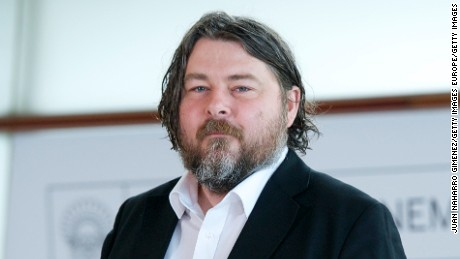 Director Ben Wheatley.