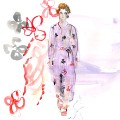 illustrated fashion week simone rocha