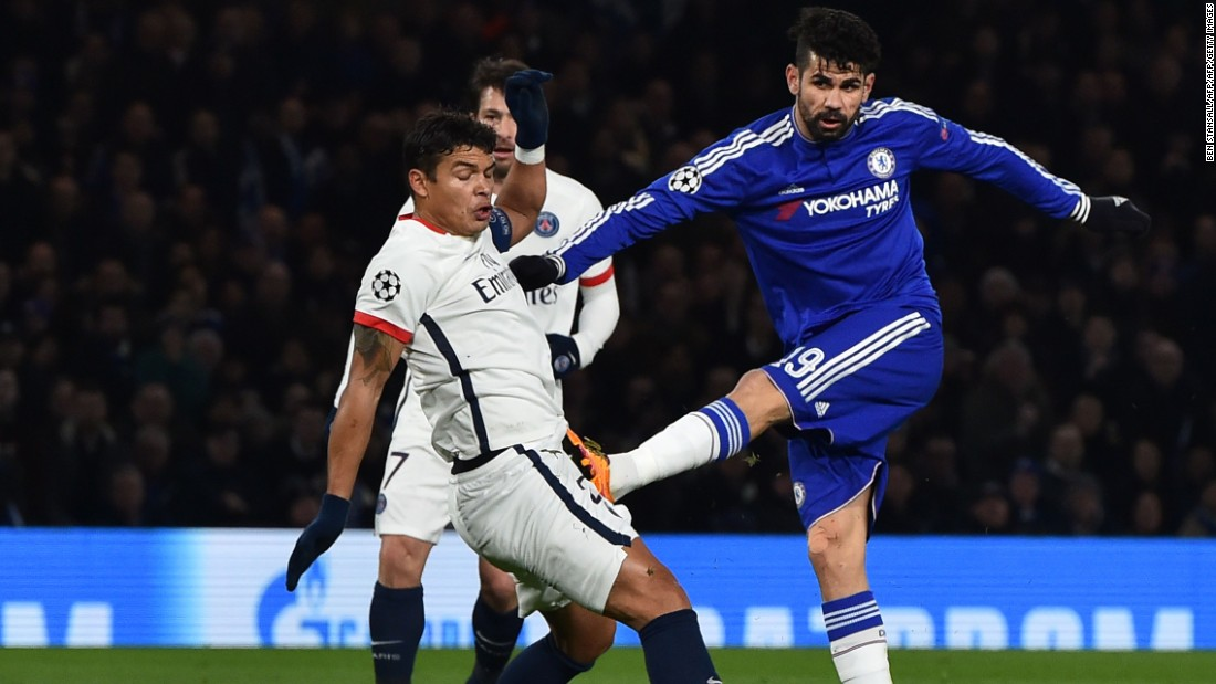 Diego Costa produced an exquisite turn before firing home from the edge of the penalty area as Chelsea briefly threatened to overturn the deficit.