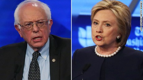 Sanders vs. Clinton: Who's qualified to be president?