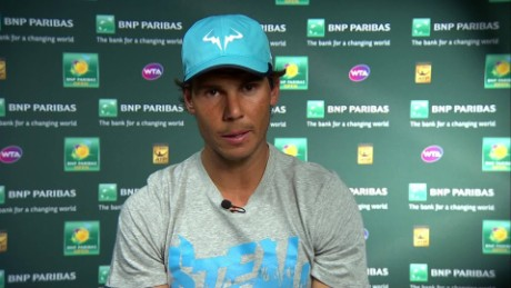 Nadal on Sharapova: 'You have to respect the rules'