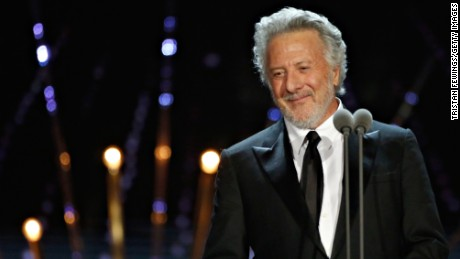 """Dustin Hoffman appeared in the latest episode of the PBS genealogy series """"Finding Your Roots."""""""