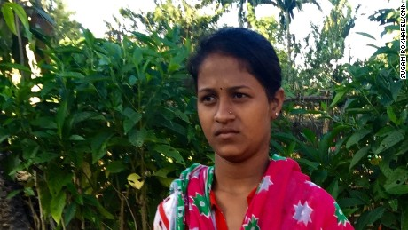Manju Gaur left her home village in rural tea-producing India to find her sister in Delhi.