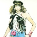 illustrated fashion week moschino