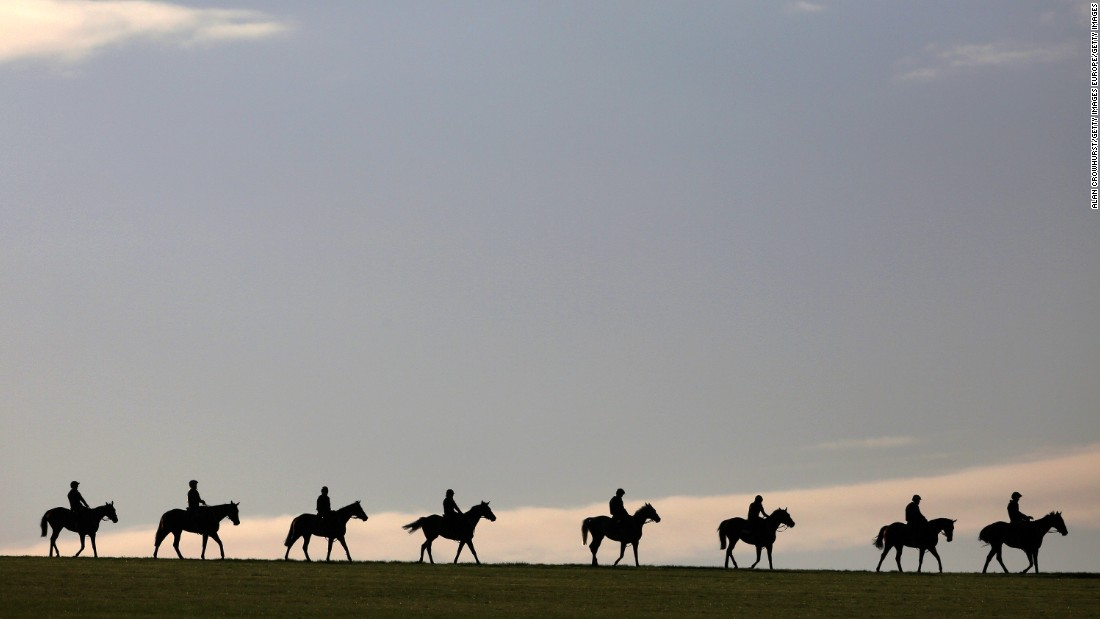 Dubai's hot and dusty climate is is a world away from the chilly gallops in Newmarket. Varian has chosen three runners this year for the UAE -- Five-year-olds Battersea and top-ranked Postponed, plus four-year-old Intilaaq.