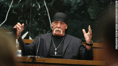Is Hulk Hogan's sex tape newsworthy?