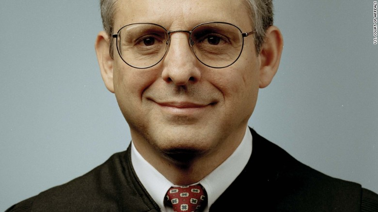 Merrick Garland, a judge on the U.S. Court of Appeals for the District of Columbia, has been considered in the past for a seat on the U.S. Supreme Court.