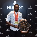 celebrity watch endorsements usain bolt