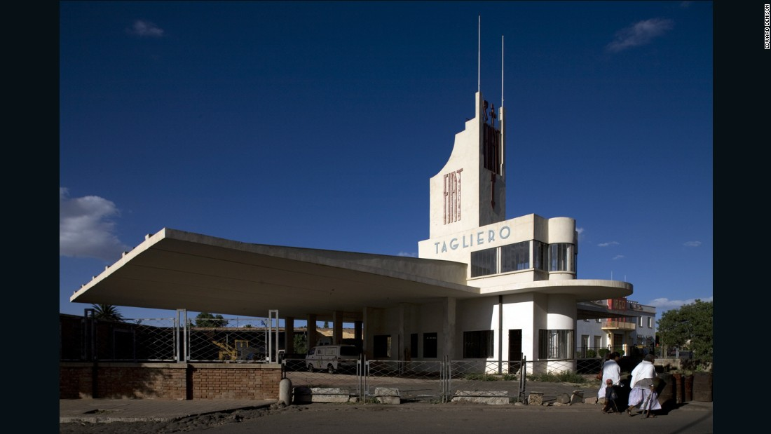 Eritrea's capital, Asmara, has weathered colonialism and decades of war, and emerged an independent nation with one of the world's best preserved collections of Futurist and Modernist architecture.