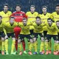 Champions League: Dortmund lineup