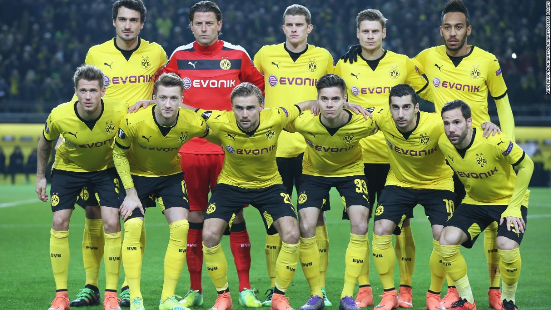 Dortmund fielded a full strength side for the Europa League last-16 first leg clash against Tottenham Hotspur. The visitors made a number of changes with star striker Harry Kane starting on the bench.