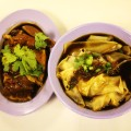 kway chap with braised pork