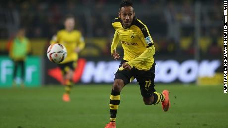 Pierre-Emerick Aubameyang: Football's most in demand superstar?