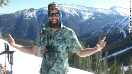 Kip Rand died late Tuesday after sustaining injuries due to an avalanche.