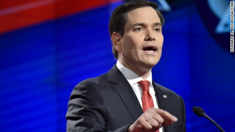 Marco Rubio: 'The climate is always changing'