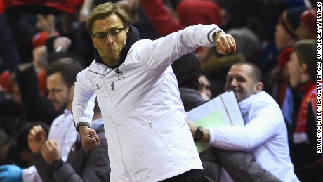 Liverpool piles more misery on Manchester United in Europa League