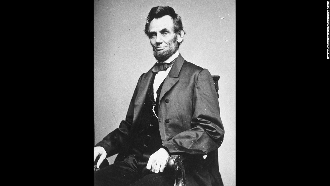 Abraham Lincoln's signature on the Yosemite Grant Act of 1864 marked the first national government act anywhere to preserve nature on behalf of the people.