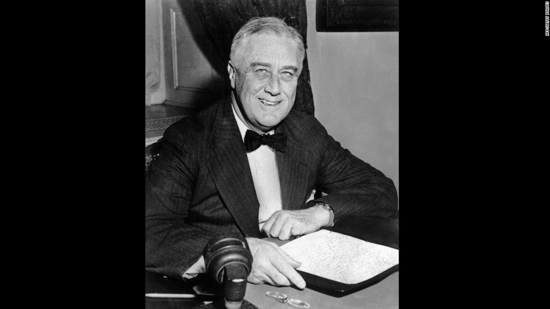 President Franklin Delano Roosevelt expanded the mission of the National Park Service to include the country's human history and heritage, in addition to its natural wonders.