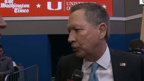 John Kasich post republican debate Miami intv serfaty ac_00002110