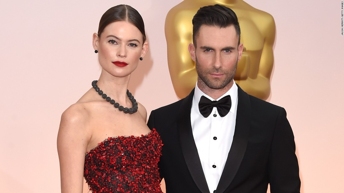 "Adam Levine and model Behati Prinsloo have welcomed their first child, a daughter named Dusty Rose Levine,<a href=""http://www.eonline.com/news/797095/adam-levine-and-behati-prinsloo-s-baby-girl-is-healthy-happy-and-looks-just-like"" target=""_blank""> E! reported</a>. After the pair married in 2014, Levine exclaimed, ""I want to have 100 kids. I want to have more kids than is socially responsible."""