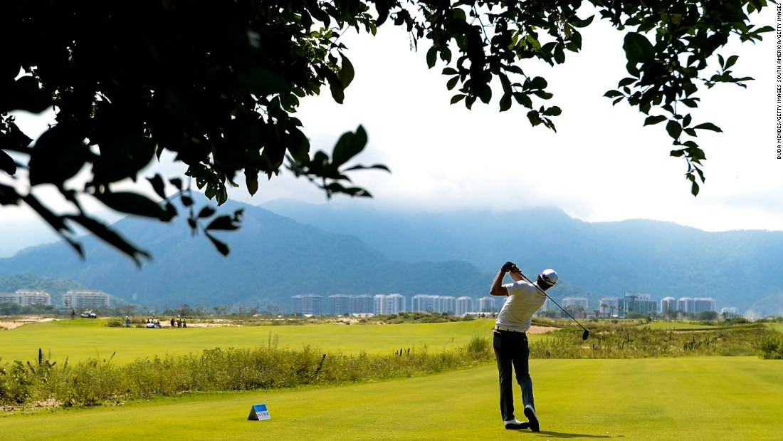 """The course conditions are very good, the greens are perfect,"" Miriam Nagl, who is in Brazil's final qualifying slot, told the Rio 2016 official site after playing the course."