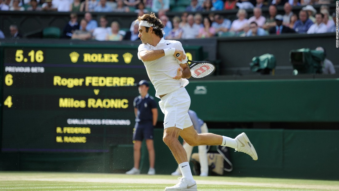 Rolex has been careful to associate itself with more upper-class pursuits, the likes of tennis, riding and yachting. Rodger Federer is a key ambassador.