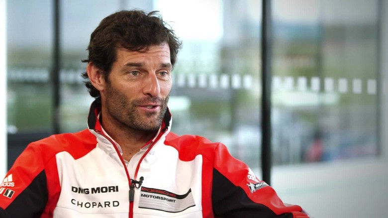 "Mark Webber reflects on an ""intense"" time in F1"
