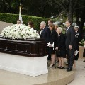15 nancy reagan funeral