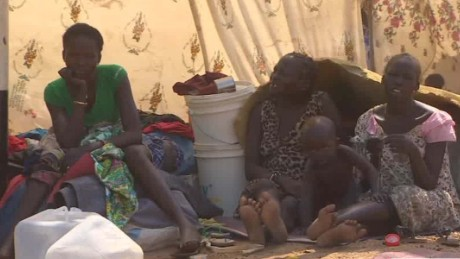Humanitarian crisis in South Sudan