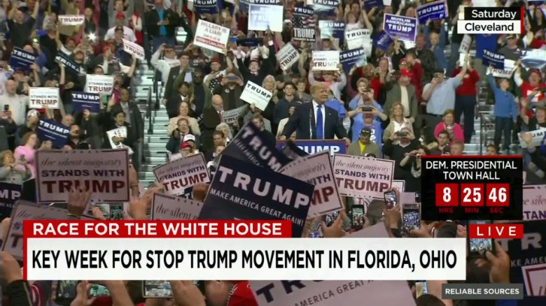Ohio and Florida reporters preview Super Tuesday