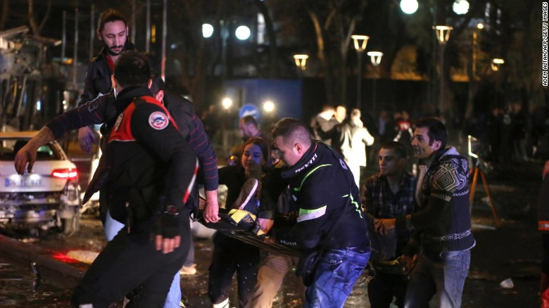After Ankara attack, will Erdogan escalate conflict?