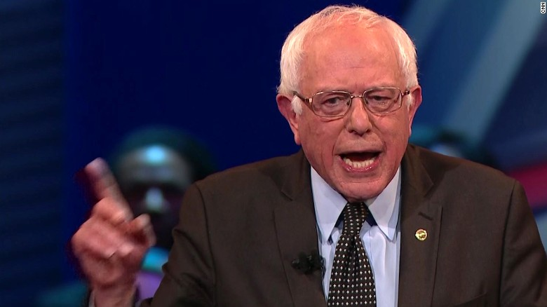 Bernie Sanders doesn't support private charter schools