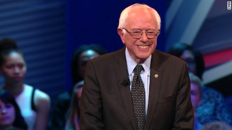 Which GOP politician does Bernie Sanders like the most?