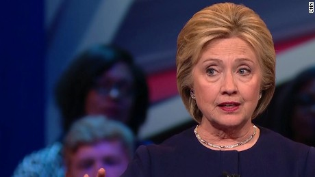 Hillary Clinton: I don't want to be a 'constant candidate'
