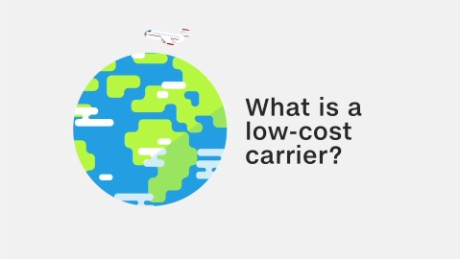 What exactly is a low-cost carrier?
