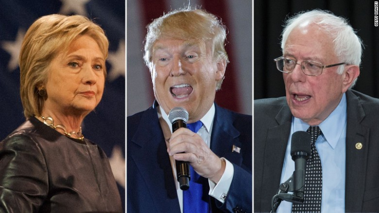 Who voted for Sanders and can Trump win them over?