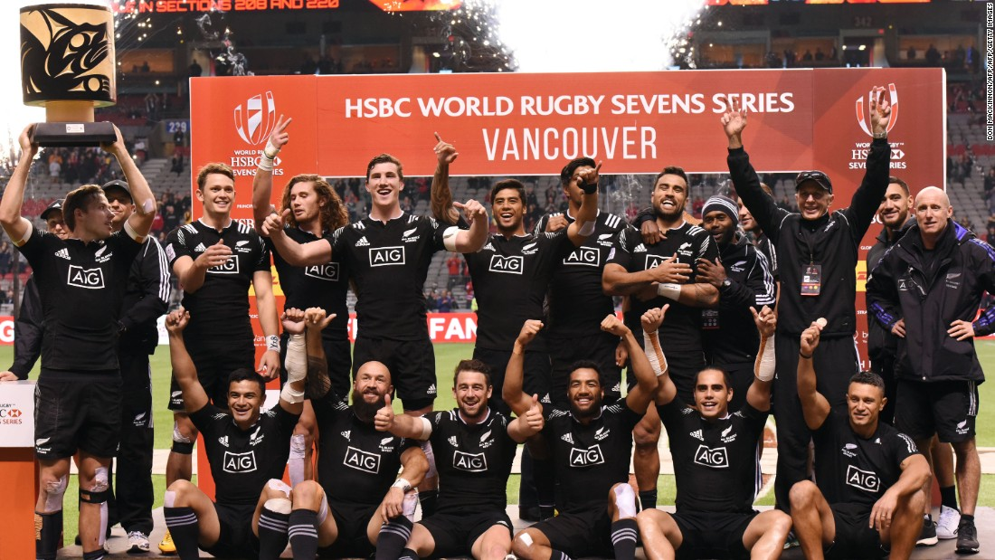 New Zealand ran out 19-15 winners in a tightly-contested final against South Africa.