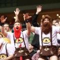 Vancouver sevens fans fancy dress