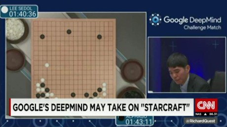Google's DeepMind may takeover 'Starcraft'