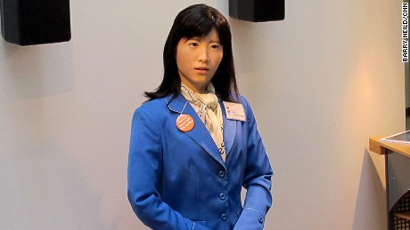 Why your next hotel will be staffed by robots