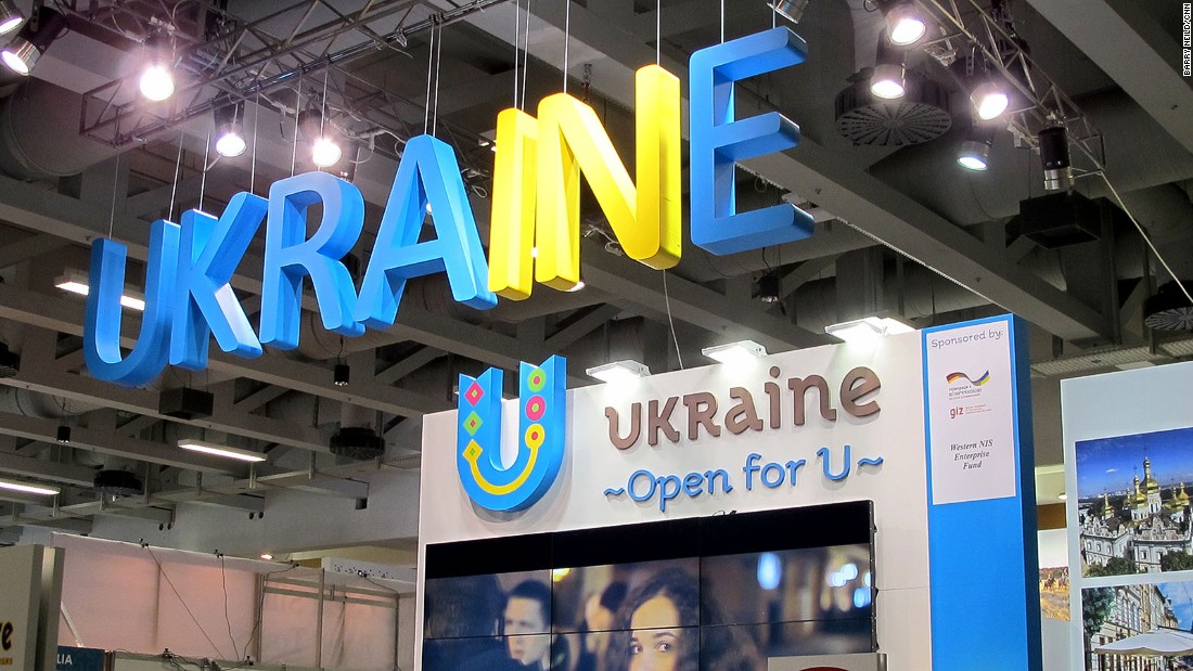 Ukraine has tried perhaps too hard to come up with a catchy slogan. Maybe it needs to do a U-turn.
